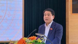 Chủ tịch UBND TP Hà Nội: Không thể làm trò đùa trong việc thí điểm xử lý nước thải sông Tô Lịch của tổ chức Nhật Bản