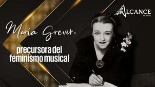 Google Doodle: María Grever là ai?