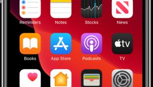 Những tính năng mới trong iOS13
