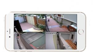 Thiết lập camera an ninh trong nhà trên iPhone