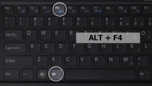 Tổ hợp các phím tắt khi sử dụng máy tính