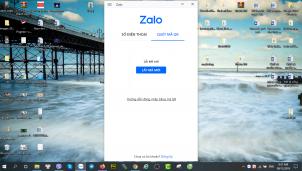 Zalo Web, và Zalo PC lỗi không thể truy cập
