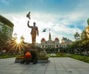 46 năm kể từ ngày 30/4 năm ấy - Một Sài Gòn mới trong thời đại công nghệ