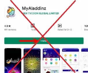 """Chiêu """"hút máu"""" bằng lãi khủng của ứng dụng thanh toán đa cấp My Aladdinz"""