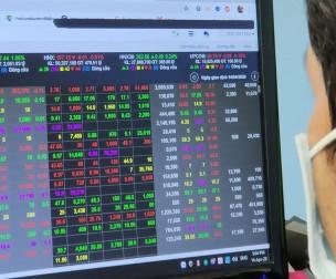 Chứng khoán phiên sáng 14/8: VN-Index trở lại đà tăng sau khi mất điểm lúc mở phiên giao dịch
