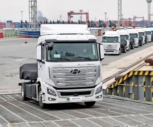 Hàn Quốc đầu tư 28 tỉ won để xe dùng nhiên liệu xanh chiếm 33% thị trường đến năm 2030