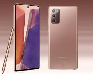 """Samsung nhận được số lượng đơn đặt hàng """"khủng"""" cho Galaxy Note 20 dù chưa đến ngày ra mắt"""