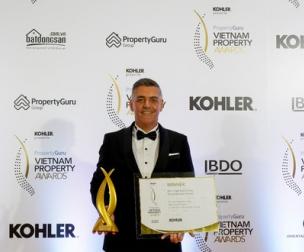 Vietnam Property Awards - Masterise Homes đã đạt chiến thắng với 8 giải thưởng