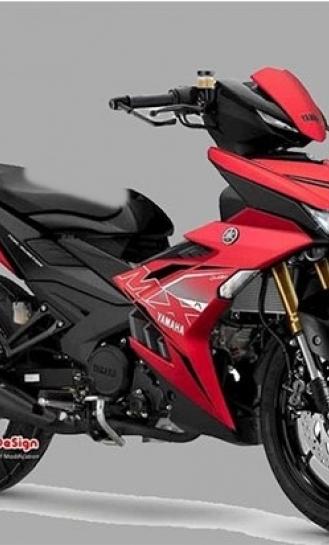 """""""Siêu phẩm"""" Yamaha Exciter 155 VVA đã chốt lịch ra mắt"""