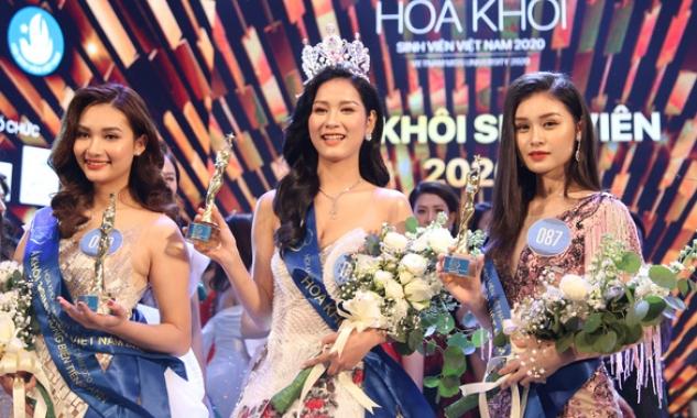 Lê Thị Tường Vy và ngôi vị cao nhất tại cuộc thi Hoa khôi Sinh viên Việt Nam 2020