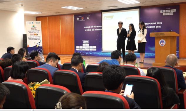 Nền tảng thương mại điện tử Nông sản dành giải nhất cuộc thi khởi nghiệp sáng tạo Startup Hunt 2020