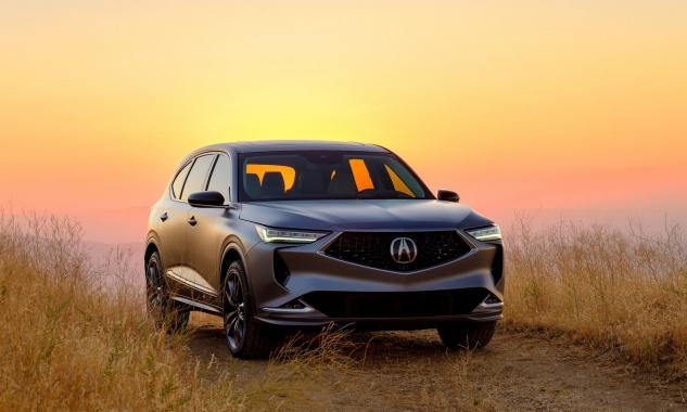 """Acura MDX 2021 """"chào sân"""" cơ bắp hơn, đe dọa SUV cùng phân khúc"""