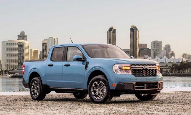 Ford Maverick 2022 mẫu bán tải cỡ nhỏ có gì đặc biệt?