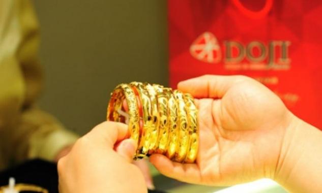 Dự báo giá vàng SJC trong nước ngày 24/10: Đi ngang