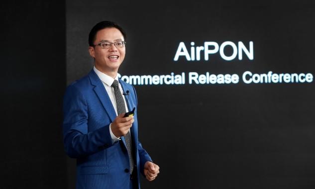 Huawei công bố bản thương mại giải pháp AirPON cho truy cập hội tụ di động - cố định FMC linh hoạt