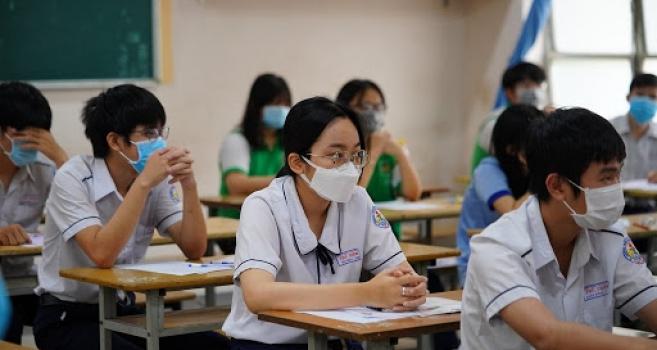 Gợi ý đáp án đề thi toán kỳ thi tốt nghiệp THPT 2021
