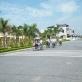 Xã Nghĩa Minh (Nghĩa Hưng, Nam Định) phấn đấu đạt nông thôn mới kiểu mẫu.
