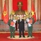 Bộ Quốc phòng có thêm 2 tân Thượng tướng