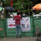 Cập nhật tình hình dịch COVID-19: Myanmar yêu cầu người lao động ở Yagon làm việc tại nhà