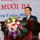 Chân dung tân Chủ tịch UBND tỉnh Nghệ An Nguyễn Đức Trung