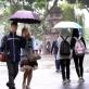 Dự báo thời tiết Hà Nội ngày mai 14/10: Đón mưa dông và chính thức trở lạnh