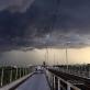 Dự báo thời tiết Hà Nội ngày mai 22/8: Mưa kèm dông lốc về đêm và sáng