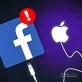 """Facebook cũng tham gia """"tuyên chiến"""" pháp lý với Apple"""