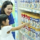 Sữa Việt cung chưa đáp ứng đủ cầu