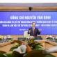 Trưởng ban Kinh tế Nguyễn Văn Bình: Viettel sẽ đi đầu trong chuyển đổi số quốc gia