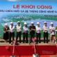 Bình Thuận: Khởi công dự án khu chăn nuôi gà đẻ trứng công nghệ cao Mebi Farm