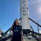 SpaceX sẽ đưa nữ chiến binh quả cảm Arceneaux du lịch không gian