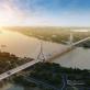 Hà Nội sẽ có thêm 10 cây cầu qua sông Hồng nối nội đô lịch sử với ngoại thành