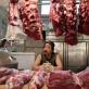 Trung Quốc: Dự trữ thịt lợn đang cạn kiệt