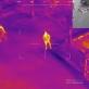 Trung Quốc đưa robot, máy bay không người lái 'tầm soát' người nhiễm COVID-19