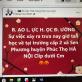 """Nữ sinh Hà Nội """"hứng chịu"""" bạo lực học đường vì những tin nhắn trên Facebook"""