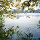 Lãng đãng thu vàng bên bờ hồ Gươm