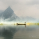 Núi Pắc Tạ nơi giao hoà đất trời của cảnh sắc thiên nhiên Nà Hang