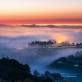 Thức đêm ở Du Sinh để ngắm Đà Lạt, thành phố miền sương trắng