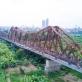 7 cây cầu huyết mạch ở Thủ đô - Những dải lụa nhìn từ trên cao trong nắng