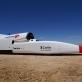 Cỗ xe lai phản lực tăng tốc từ 0 - 1010 km/h trong 50 giây tham vọng phá kỷ lục thế giới