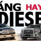Điểm khác biệt giữa động cơ xăng và động cơ dầu