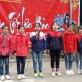 Mang Xuân về trên rẻo cao xã Thái Học, tỉnh Cao Bằng