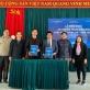 SAVIS bàn giao Đài truyền thanh số cho huyện Thường Xuân, tỉnh Thanh Hóa