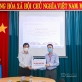 KVT tiếp tục trao 100 triệu đồng ủng hộ TP. Vũng Tàu phòng chống COVID-19
