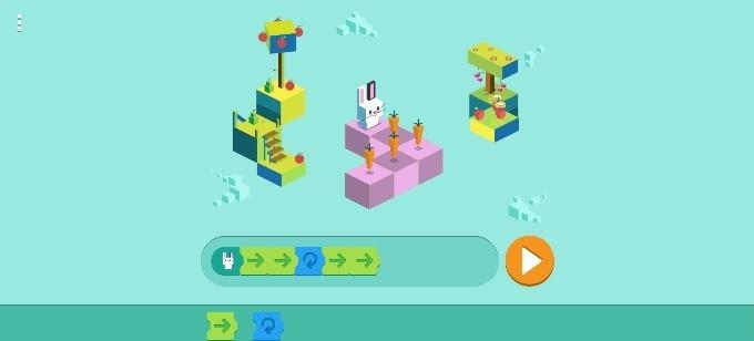 Trò chơi phổ biến về Hình tượng trưng của Google Lập trình