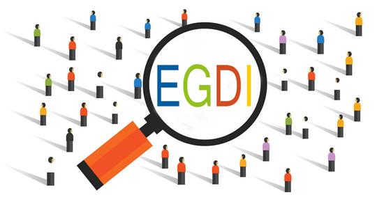 Chỉ số EGDI của Việt Nam