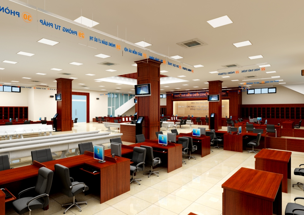 Trung tâm Hành chính công tỉnh Thái Bình