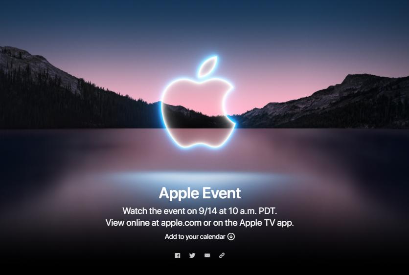 Sự kiện lớn nhất trong năm 2021 của Apple