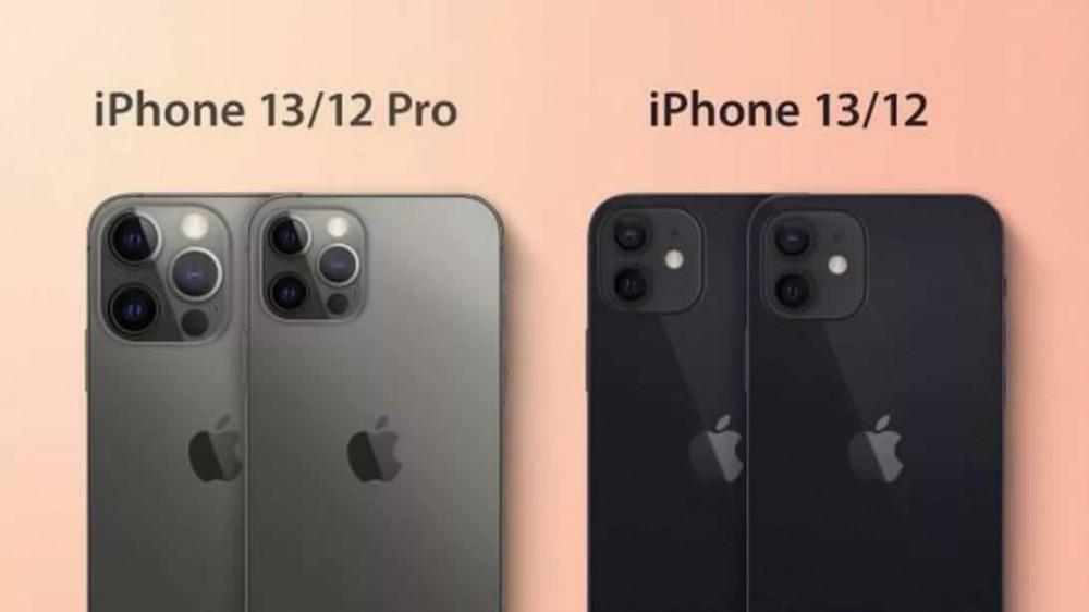 Kích thước iPhone 13